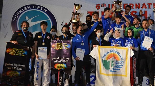 Tuzla Belediyesi Sporcuları, 24 Madalya İle Tarih Yazdı