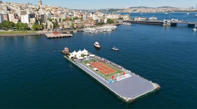 """İmamoğlu """"İstanbul'un Enerjisi Hep Yukarıda Olsun"""""""