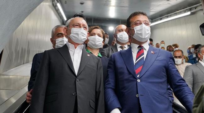 """Kılıçdaroğlu'ndan İmamoğlu'na """"Soruşturmaların Hepsi Vız Gelir, Tırıs Gider"""""""