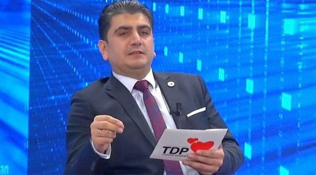 """TDP'li Akgün'den Hükümete """"Tam Kapanma"""" Tavsiyesi """"Bu Parayı Esnafa Hibe Olarak Verin"""""""