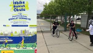 İsbike Bisiklet Okulu Hayata Geçiyor
