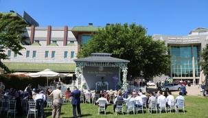 Kartal Belediyesi Nikah Salonu Bahçesi Yenilendi