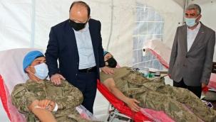 Maltepe'de Kan Kampanyası