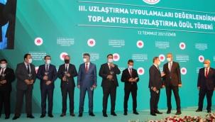 Anadolu Cumhuriyet Başsavcılığı, Ödüle Layık Görüldü