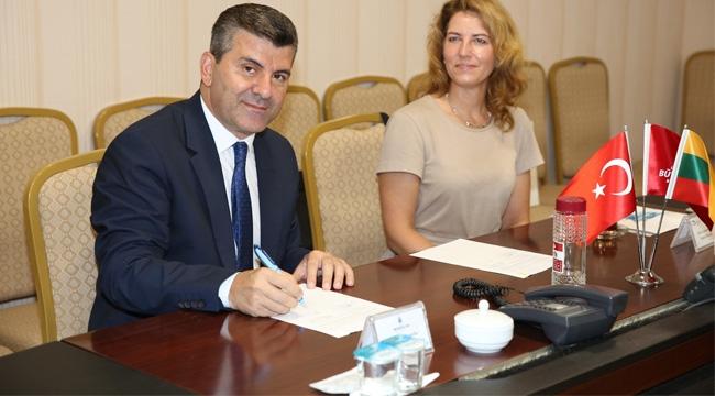 İBB ve AB Arasında Sürdürülebilir Enerji Anlaşması