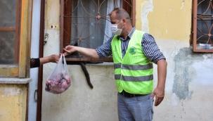 Tuzla'da İhtiyaç Sahiplerine 5 Ton Kurban Eti Dağıtıldı