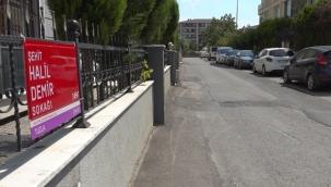 Şehit Uzman Çavuş Halil Demir'in İsmi Tuzla'da Sokağa Verildi