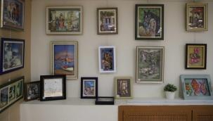 Kartal Belediyesi 'Karma Sanat Sergisi'ne Ev Sahipliği Yapıyor