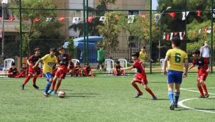 Kartal'lı Genç Futbolcular, Metin Oktay İçin Yeşil Sahada