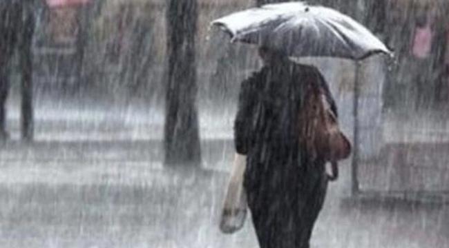 Meteoroloji'den Marmara Bölgesi'ne Uyarı, İstanbul İçir Sarı Alarm