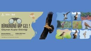 Gelin Göçmen Kuşları Birlikte İzleyelim