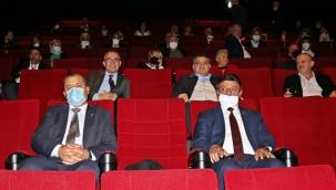 Maltepe Kaymakamı Tiryaki, 'AKİF' Filmini Muhtarlarla Birlikte İzledi